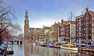 Overnatting i Amsterdam
