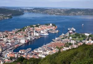 Overnatting Bergen