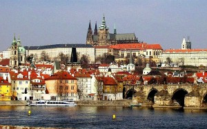 Overnatting Praha