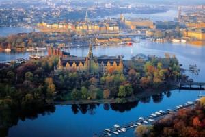 Overnatting Stockholm